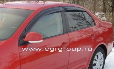 Дефлекторы окон EGR Volkswagen Jetta V Sd 2005-2010