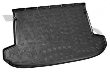 Коврик багажника полиуретановый Norplast Kia Sportage 2016-