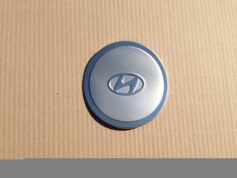 Хром накладка на лючок бака Hyundai Elantra MD 2010-2015 (нержавеющая сталь)