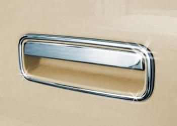 Хром накладка на ручку задней двери OMSA LINE ЛЯДА Volkswagen T5 GP 10-15 / Caddy 11-15 нержавеющая сталь