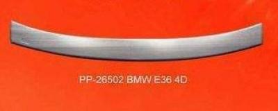 Козырек заднего стекла TOP-Wing для BMW 3 series E36 4D 1992-1997 ABS пластик