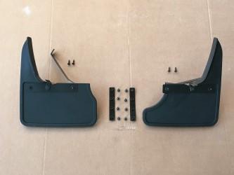 Задние брызговики 2 шт. Volkswagen T5 / T6 2003-