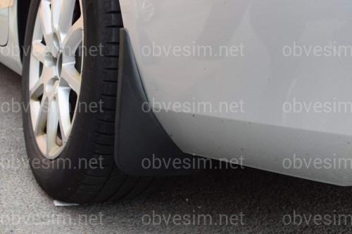 Брызговики Audi A4 2009- комплект 4 шт.