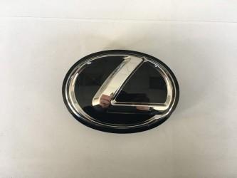 Эмблема под стеклом Lexus LX 570 рестайлинг 2012