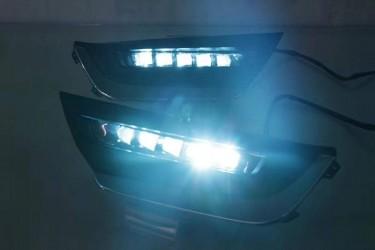 DRL ходовые огни Honda CR-V 2017+