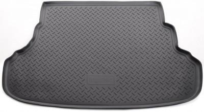 Коврик багажника полиуретановый Norplast Hyundai Accent 2011- седан
