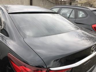Козырек на стекло Mazda 6 2013- ABS пластик под покраску
