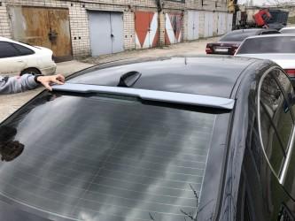 Козырёк на стекло BMW E60 2004-2009 ABS пластик под покраску