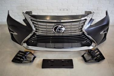 Бампер передний Lexus ES 2016-2018 комплектный