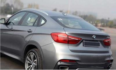 Рейлинги на крышу BMW X6 F16 2014-