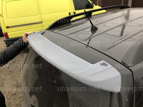 Спойлер козырек Subaru Forester 2008-2012 ABS под покраску