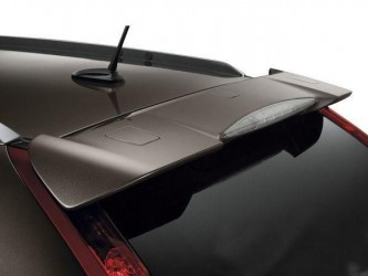 Спойлер козырек задней двери Honda CR-V 2013- ABS пластик под покраску