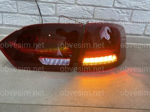 Фонари (диодные стопы) Volkswagen Jetta 6 2010-2017