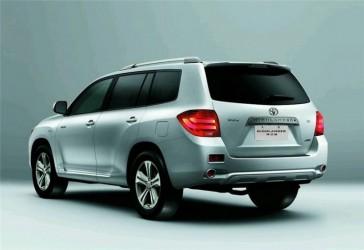 Задние фонари (стопы) Toyota Highlander 2007-2009