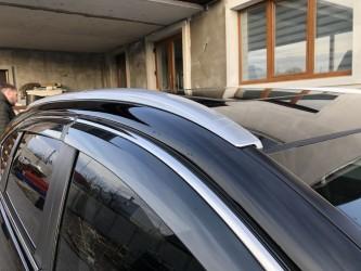 Рейлинги на крышу Honda Crv 4 2012-2017 качество оригинала (алюминий 2шт.)
