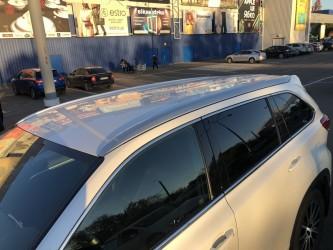 Рейлинги на крышу Toyota Highlander 2014-2019