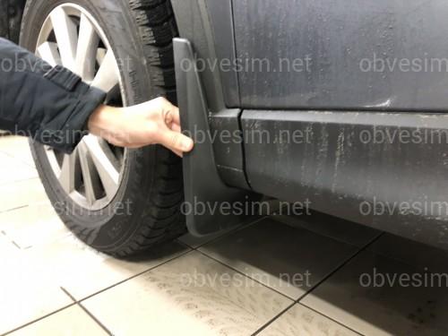 Брызговики Mazda CX-5 2012-2016 (комплект 4шт)