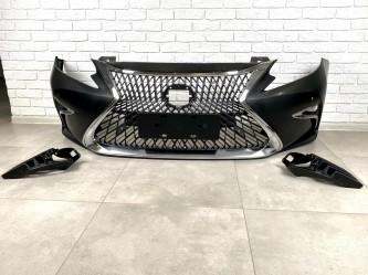 Бампер передний F-Sport Lexus ES 2016-2018 комплектный