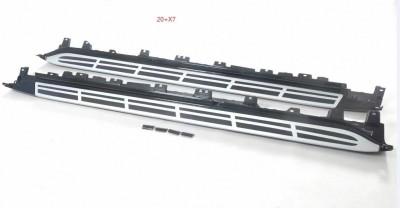 Подножки пороги боковые BMW X7 G07 2019- 2шт.