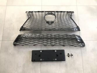 Решетка радиатора F-Sport Lexus NX 2014-2017 2шт.