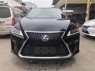 Решетка радиатора Lexus RX 2015-2019 В СТИЛЕ F-SPORT ДЛЯ ОБЫЧНОЙ ВЕРСИИ