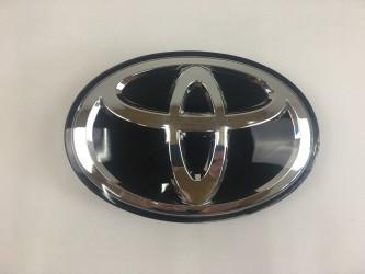 Эмблема под стеклом Toyota Land Cruiser 200 2015-