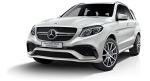 GLE class W166 2015-