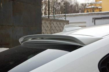 Козырек крышки багажника Hamann для BMW X6 в кузове E71 ABS пластик под покраску
