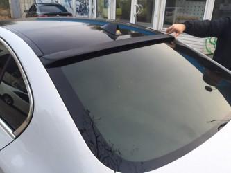 Козырек на стекло BMW F10 2010- (стеклопластик)