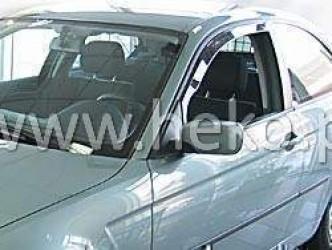 Дефлекторы окон вставные  Heko BMW 3 e46 1998-2007 2 шт. задние