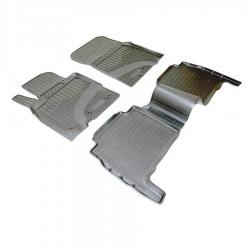 Ковры салона полиуретановые Норпласт для Toyota Land Cruiser 200 2007- / 2012- / Lexus LX 570 2007-2015