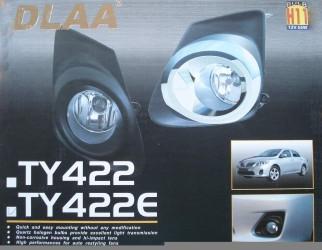 Противотуманные фары DLAA Toyota Corolla 2010-2012 (полный установочный комплект)