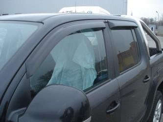 Дефлекторы окон EGR Volkswagen Amarok 2010-2011