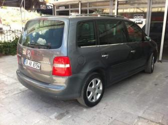 Молдинги окна нижние Volkswagen Touran 2003-2009 (нержавеющая сталь)