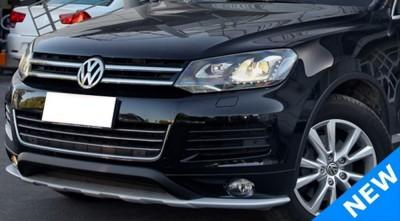 Накладка переднего и заднего бампера Volkswagen Touareg 2010-2014