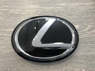 Эмблема под стеклом Lexus NX ES IS RX